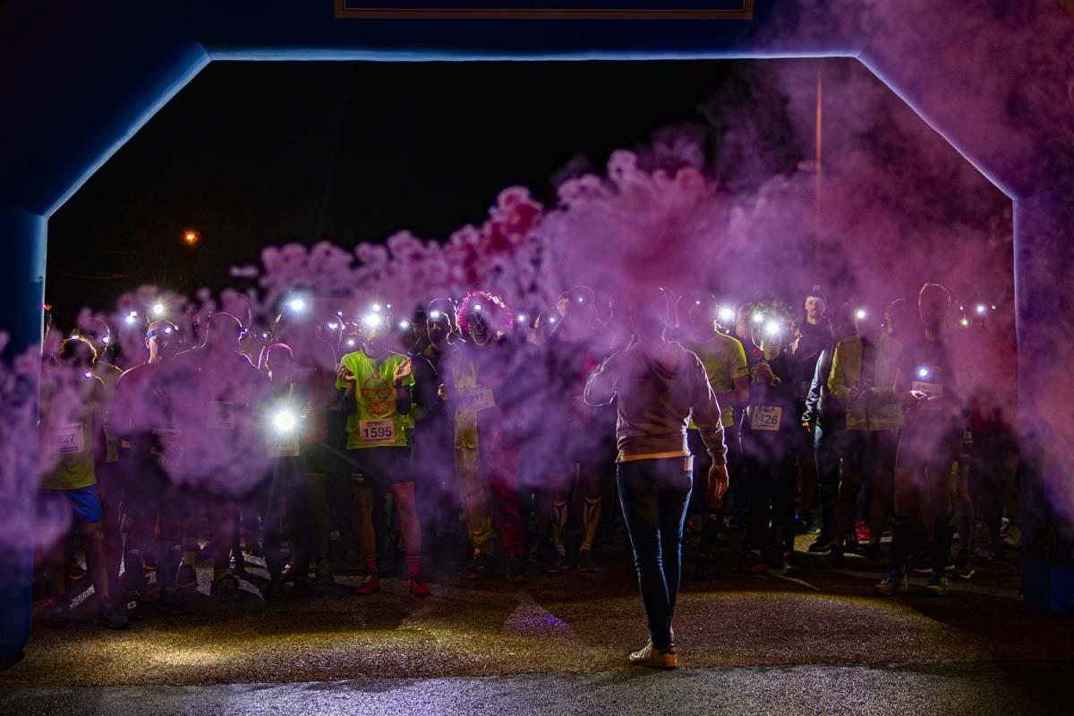 Vidéo Run night fever Édition N°1