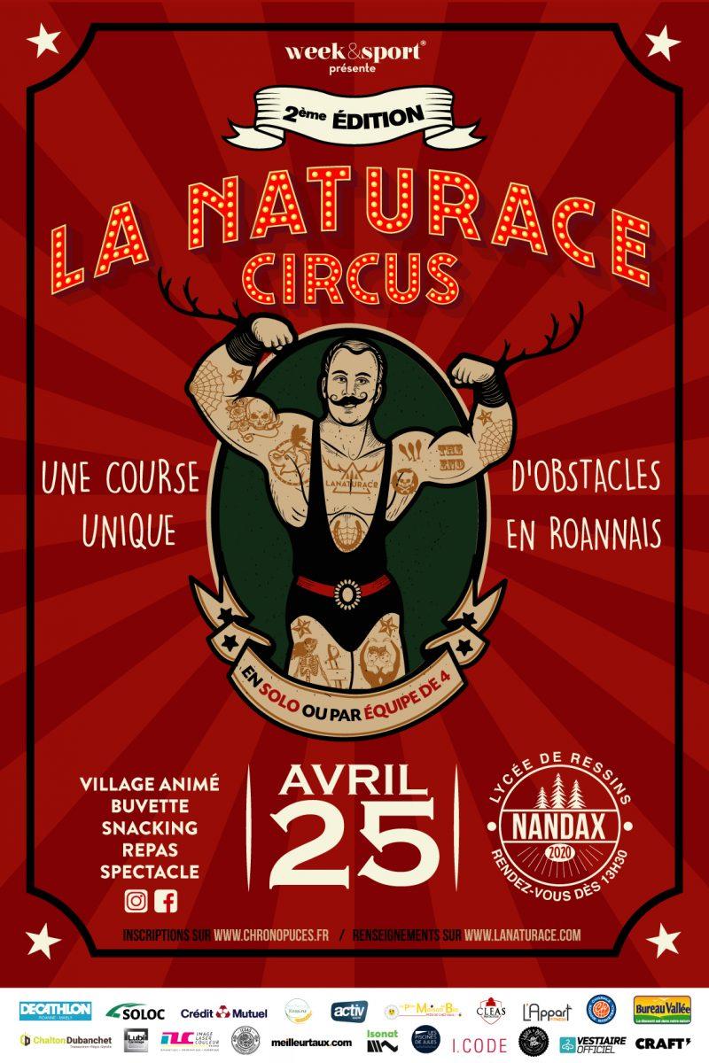 2ème Edition La Naturace 2020