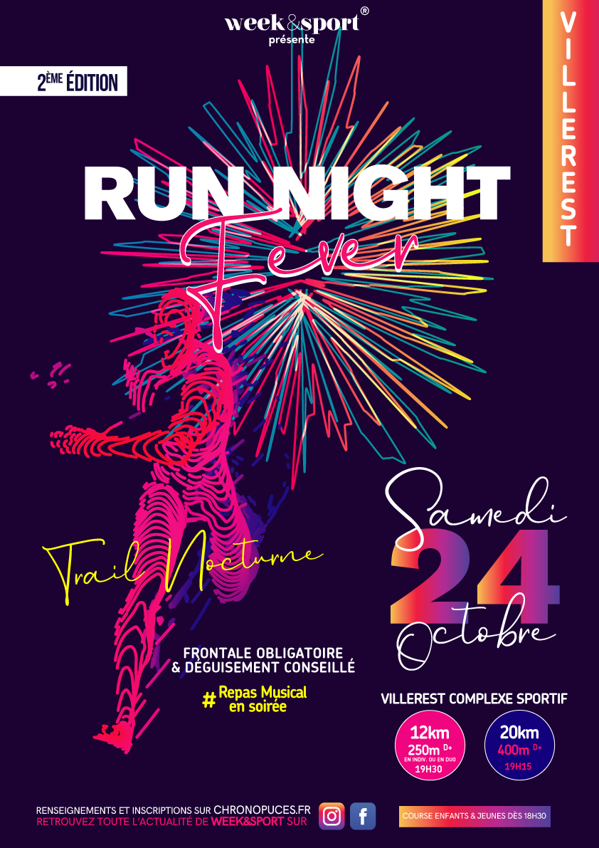 Édition 2 Run night fever
